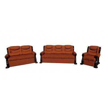 Set canapea cu fotolii Rafaelo
