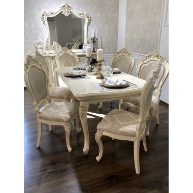 Set masa cu 6 scaune Gioconda
