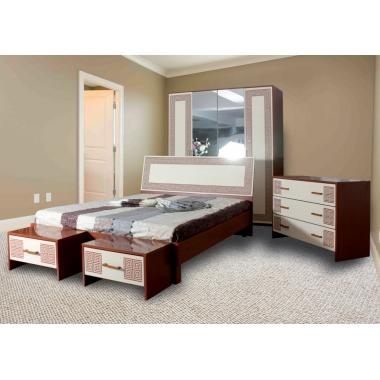Mobila dormitor Viola Maro