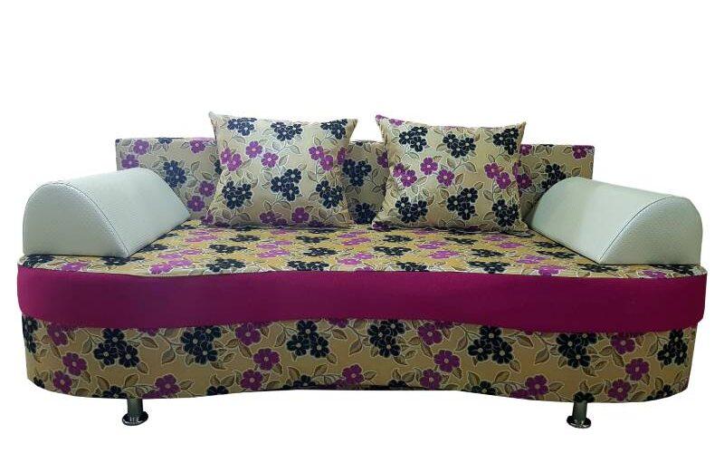Canapea extensibila Alina Floare Mov