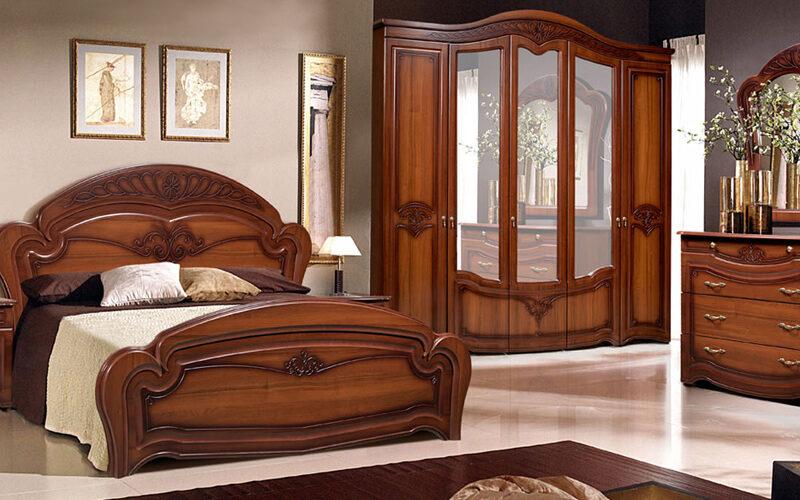 Mobila dormitor Gamila Maro